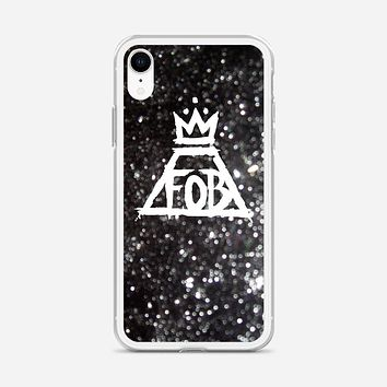 Fall Out Boy Put On Your War iPhone XR Case
