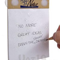 Aquanotes: The Waterproof Notepad