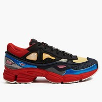 Adidas Originals x Raf Simons Men's Red Ozweego 2 Sneakers