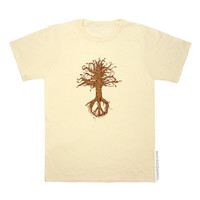 Tree of Life Peace T Shirt on Sale for $16.95 at HippieShop.com