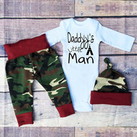 2016 Baby boy girl clothing cotton long-sleeved Romper+ pants + hat infant letter 3 units suit newborn baby girls clothes SY176