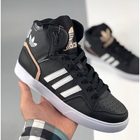 Adidas Extaball W high-top clover sports casual couple sneakers unisex