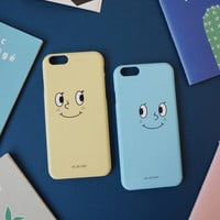 Ugly phone case _6 / 6S (BLUE) -IPHONE 6 Case