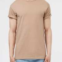 Brown Muscle Roller T-Shirt - Men's T-shirts & Tanks - Clothing