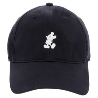 Your WDW Store - Disney Nike Hat - Baseball Cap - Mickey Standing - Black