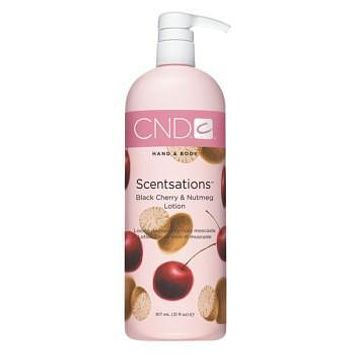CND - Scentsation Black Cherry & Nutmeg Lotion 31 fl oz