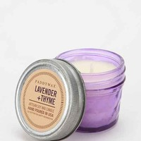 Paddywax Glass Jar Candle-