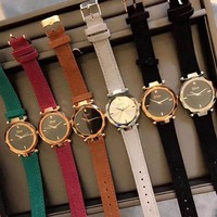 Dior Fashion Trend Quartz Movement Wristwatch Watch