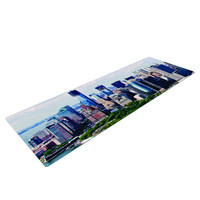 Empire State Of Mind Yoga Mat