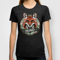 Mind T-shirt by Andreas Preis