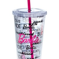 Tumbler - Barbie Travel Mugs, Drinkware | Barbie Collector