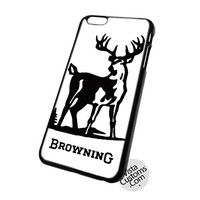 Browning Deer firearms Hunting Cell Phones Cases For Iphone, Ipad, Ipod, Samsung Galaxy, Note, Htc, Blackberry
