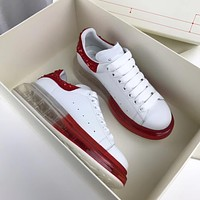 Alexander Mcqueen Oversized Sneakers With Air Cushion Sole Reference #10
