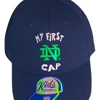 NCAA Notre Dame Irish Hat, My First ND Cap Toddler