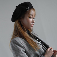 Ring Accent Beret