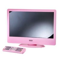 """Polaroid 15.6inch 15.6"""" LED TV Television Kids Adults Bedroom baby Pink (A096)"""
