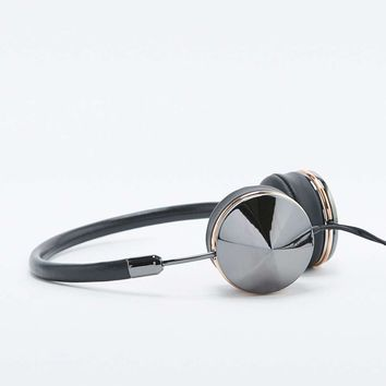 Frends Layla Gunmetal Headphones - Urban Outfitters