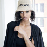 PAID N' PRETTY BUCKET HAT