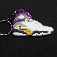 "Air Jordan 8 ""Lakers"""