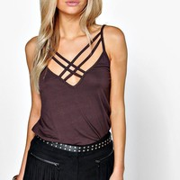 Lydia Double Strap Swing Cami
