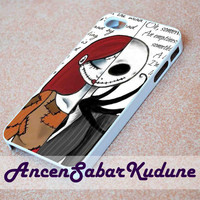 Jack and Sally - Phone case,iphone 4/4s,5/5s/5c/6/6+/Samsung S3/4/5/6/ ipod touch 4/5