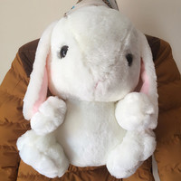 Kawaii Lolita Lop Bunny Backpack