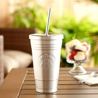 Starbucks 2012 Limited Edition Double Walled Cold Cup Tumbler, 16 Fl Oz