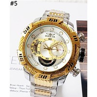 INVICTA Tide brand neutral casual wild waterproof quartz watch #5