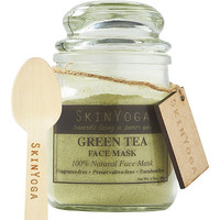 SkinYoga Online Only Green Tea Face Mask | Ulta Beauty