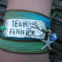 The Hunger Games Inspired Bracelet Wrap by ChrisClosetCreations