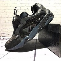 Bape x Puma Disc Blaze 3M Black Camo Sport Shoes Running Shoes