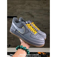 Nike Air Force 1 Low Running Sport Shoes Sneakers