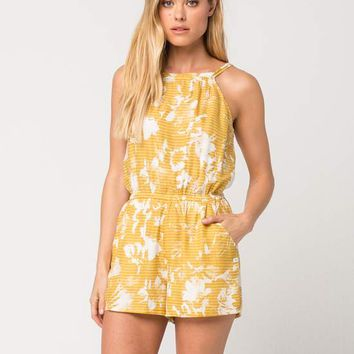 RVCA Hot Water Womens Romper | Rompers