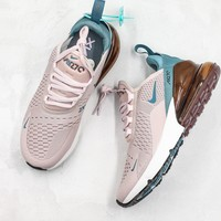 Nike Wmns Air Max 270 Particle Rose Running Shoes - Best Online Sale