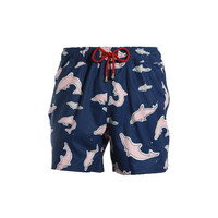 Mazu Swimwear Trunks Tai O Navy