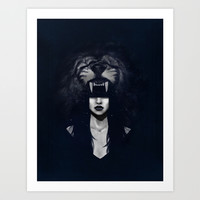 In Our Nature Art Print by MidnightCoffee