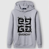 Boys & Men Givenchy Casual Edgy Long Sleeve Sweater Hoodie
