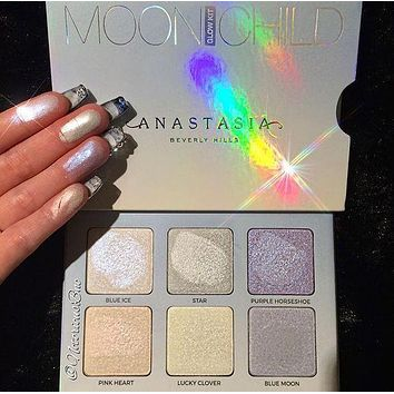 Anastasia GLOW KIT MOONCHILD 6 Colors SUN DIPPED SWEETS