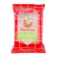 Shopkins Strawberry Kiss Makeup Remover Wipes
