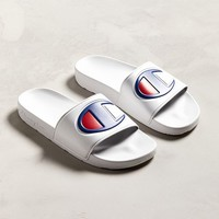 Champion Big Logo Slide Sandal | Urban Outfitters