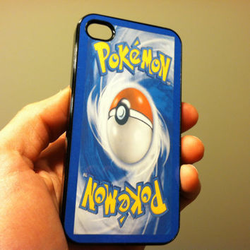 Iphone case Pokemon Iphone 4 case cool awesome Iphone 4s case