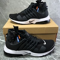 Off-White x Nike Air Presto Gym shoes