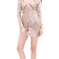 Benita Sequin Dress