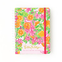 Lilly Pulitzer Large Agenda - Peelin' Out