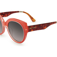 TOMS Luisa Cinnabar Red Tortoise No color specified OS