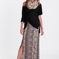 Small Town Dreams Maxi Skirt