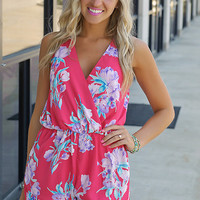 EVERLY Piece Of Cake Romper