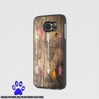 WOOD ARROWS for iphone 4/4s/5/5s/5c/6/6+, Samsung S3/S4/S5/S6, iPad 2/3/4/Air/Mini, iPod 4/5, Samsung Note 3/4 Case * NP*