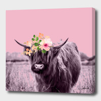 «Belle» Canvas Print by Suzanne Carter - Numbered Edition from $59   Curioos
