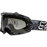 Fox Goggles - AIRSPC Encore Charcoal - SurfandDirt.com your choice for Crocs shoes and the hottest surf and motocross brands around.
